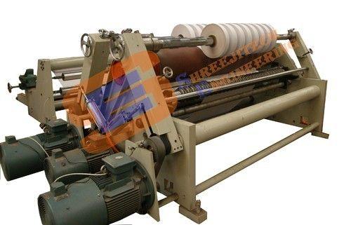 Heavy Duty Slitter Rewinder Machine