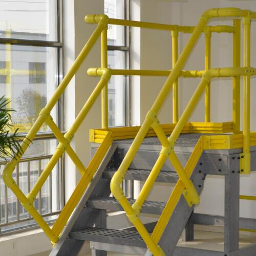Frp Ladder Frp Platform Ladder Manufacturer From Ahmedabad