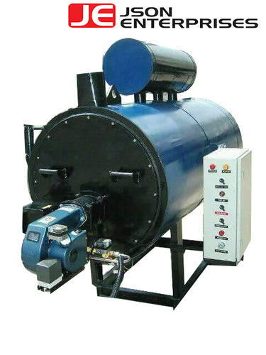 Steam Boiler - Gas Fired Steam Boiler Manufacturer from Ghaziabad