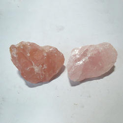 Rose Quartz Rough Stones