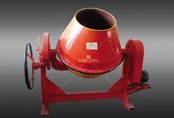 10/7 CFT Millar Type Mixer Machine For Construction