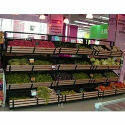 Fruits And Vegetable Racks