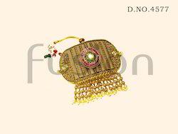 Traditional Designer Kundan Bajubandh