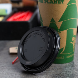 Sipper Lid for Paper Cup