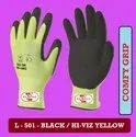 PU Coated Knitted Gloves