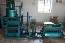 2 H.P. Single Chamber 4 Bolt Oil Expeller