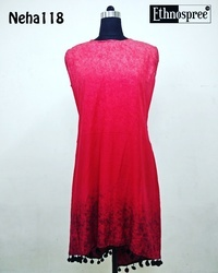 Sleeveless Ladies Kurti