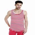 Casual Stripes Vest