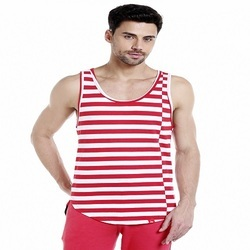 Casual Stripes Vest