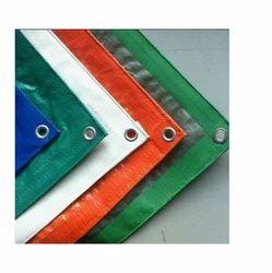Colored Tarpaulin