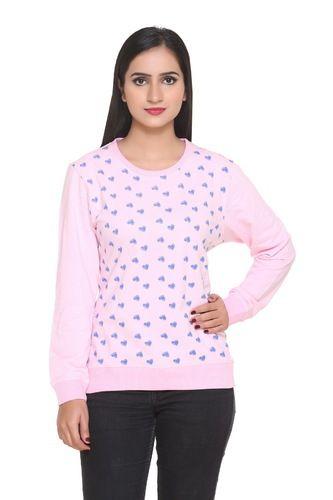 Harbor N Bay Women Printed Sweatshirt