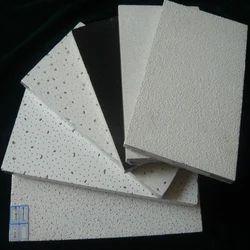 Acoustic Mineral Fibre Ceiling Tile Fine Fissured