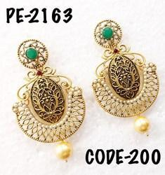 Fashion Polki Earrings
