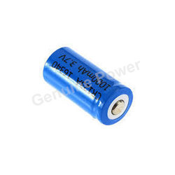 3.7v 1000mah CR123A 16340 Chinese Lithium Ion Battery