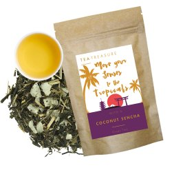 Tea Treasure Coconut Sencha Tea