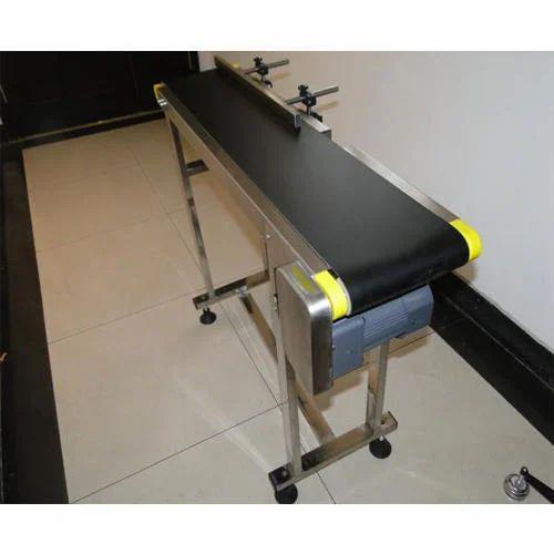 Material Handling Belt Conveyor