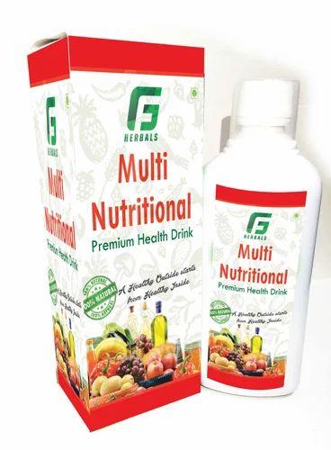 Multi Nutritional Juice