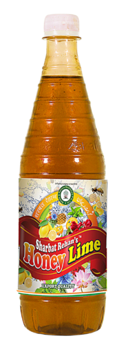 Sharbat Rehan (Honey Lime)