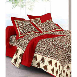 jaipuri cotton king size bed sheets get best quote