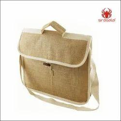 Jute Conference Laptop Bags