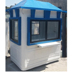 FRP Toll Booth