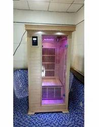 Single Seater Infrared Sauna SI-Pro100k2