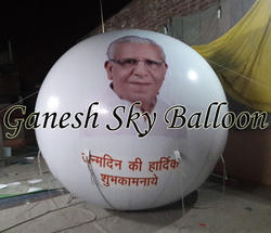 Sky Advertising Balloons