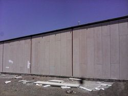 Readymade Cement Fiber Wall Panel