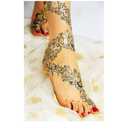 Bridal Tattoo
