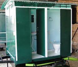 Two Seater Bio Toilets