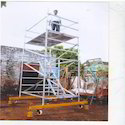 Outdoor Applications Scaffolding
