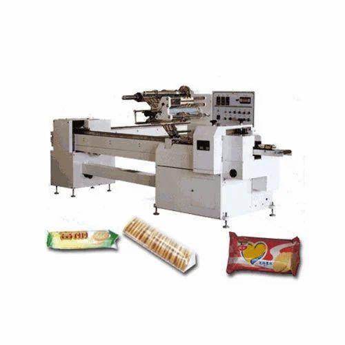 Biscuits Packaging Machine