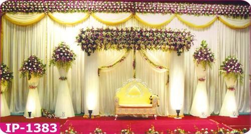 Decoration services stage decoration manufacturer from ahmedabad stage decoration junglespirit