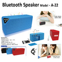 A-22 Bluetooth Speaker