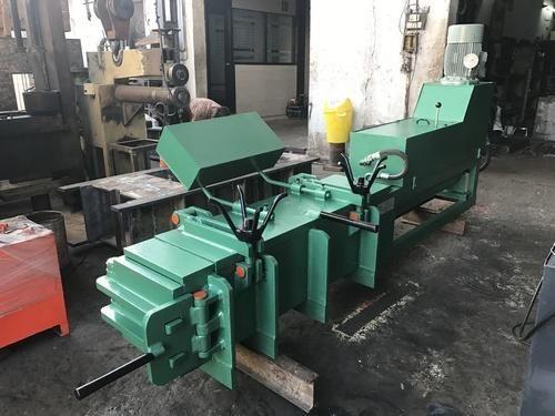 Scrape Bailing Press Machine