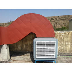 Galvanized Iron Air Conditioning Duct System