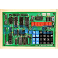 Microprocessor and Microcontroler Trainer