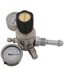 SS Industrial Gas Regulator