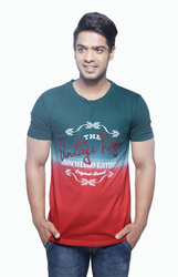 Men's Trendy Colors T Shirt