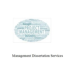 Management Dissertation Services