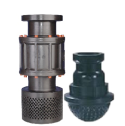 Plastic Foot Valves