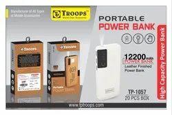 Troops Tp- 1057 12200mah Power Bank