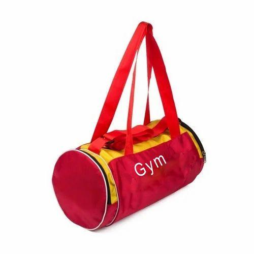 299007d416a2 Gym Bag - Stylish Gym Bag Manufacturer from Jalandhar