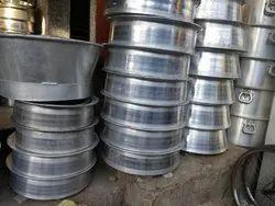 Biryani Aluminium Vessel