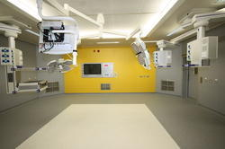 Clean Room for Operation Theater