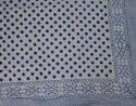 Hand Block Printed Cotton Beach Wrap