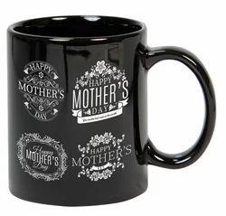 Promotional Black Mug