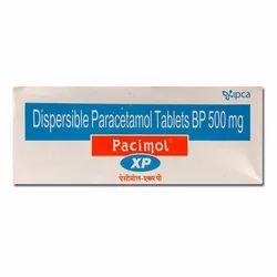 Dispersible Paracetamol Tablets