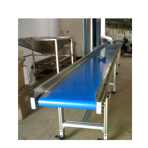 Belt Conveyors - Aluminum Profile Belt Conveyors Manufacturer from