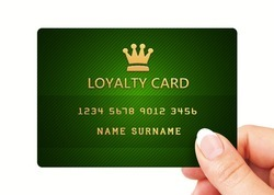 Embossed PVC Cards